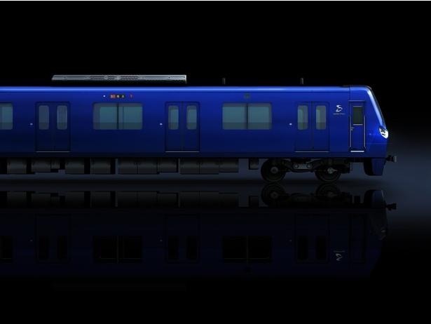 20000系側面(イメージ)