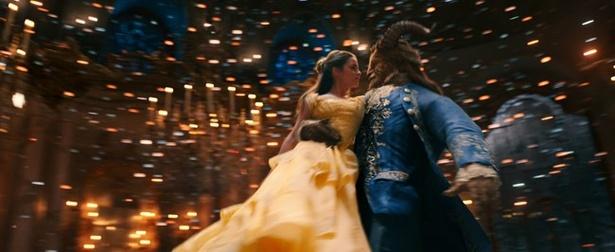 2017年公開作としては初の興収100億円突破となった『美女と野獣』