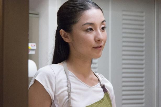 伊藤歩演じる北野の妻・乃里子