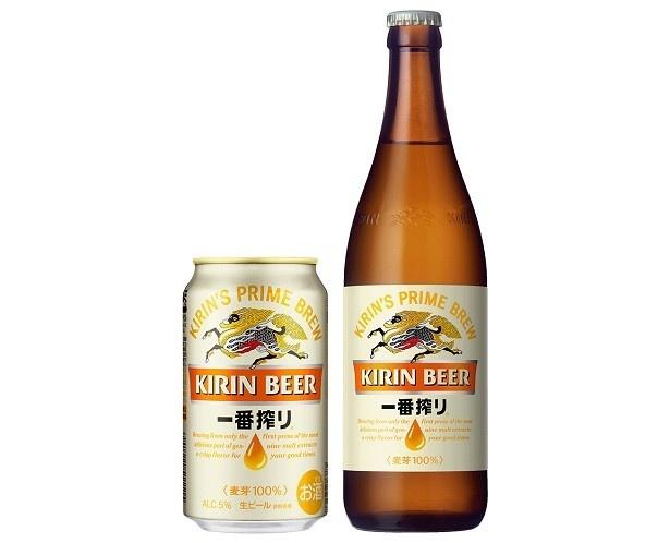 「キリン一番搾り生ビール」がフルリニューアル