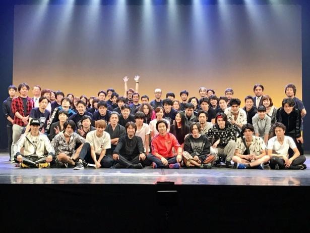 山崎賢人主演舞台「里見八犬伝」が33公演無事に終了