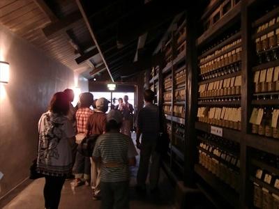 歴史ある醸造元・小澤酒造の酒蔵を肌で感じよう