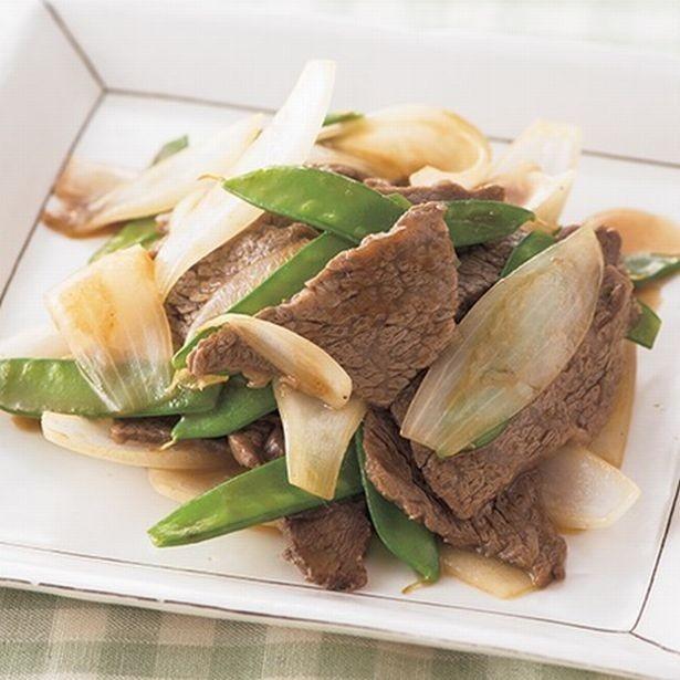 焼き肉用のカルビで簡単本格中華