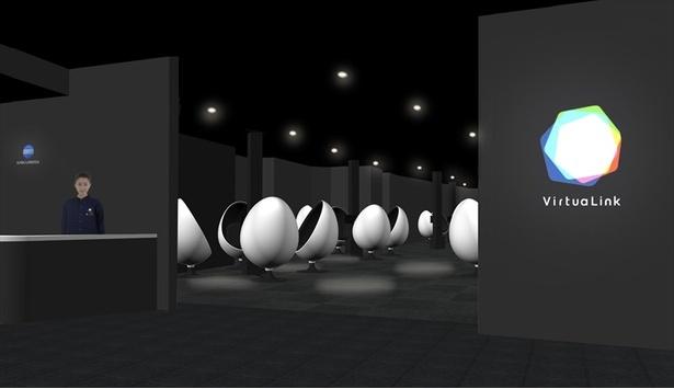【写真を見る】VirtuaLink施設イメージ