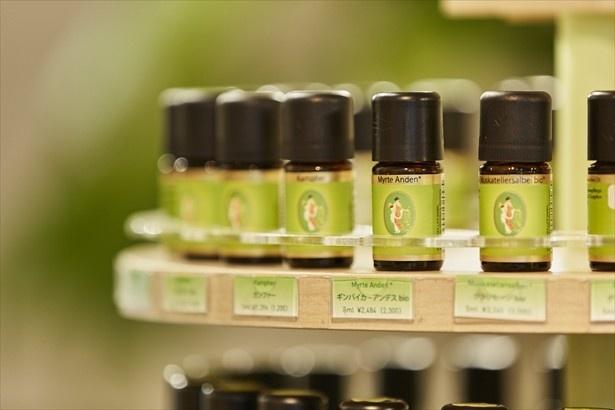 アロマセラピーは香りを楽しむだけのものではない