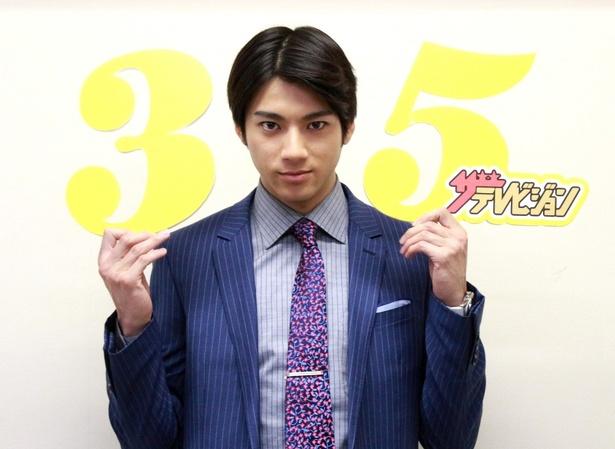 【写真を見る】山田裕貴が、自身の役柄や撮影の裏話、第8話の見どころなどを語る!