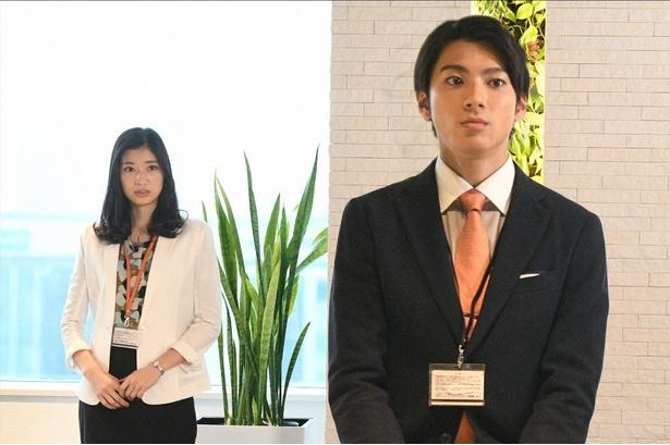 第8話では、恭平(山田)がるい(相楽樹)に海外転勤について相談する