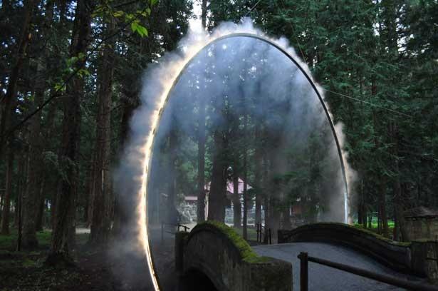 「北アルプス国際芸術祭2017」が6月4日~7月30日(日)まで長野県大町市で開催中