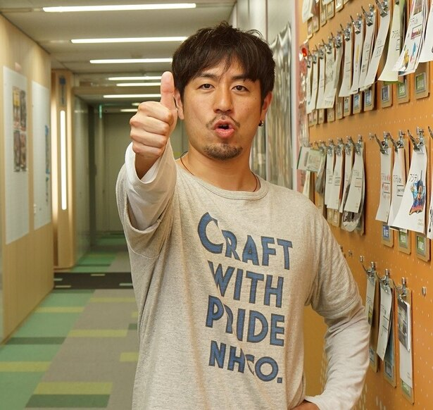 数々のバラエティーの制作に携わってきた鈴木善貴氏。'13~'14年には「笑っていいとも!」('82~'14年)で水曜日のディレクターを務めていたそう