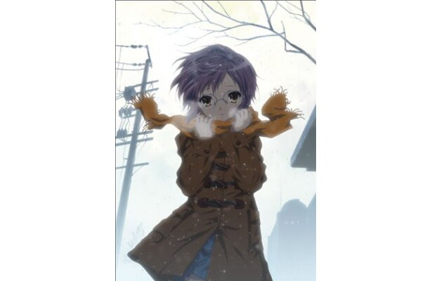 「涼宮ハルヒ」シリーズ待望の劇場版が、ついに公開される!