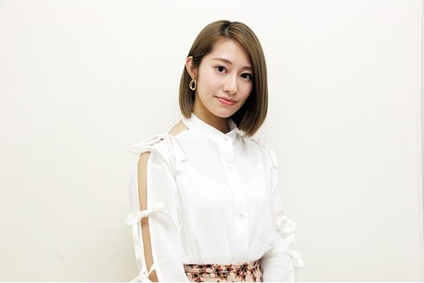 「テレビでハングル講座」に出演中の乃木坂46・桜井玲香