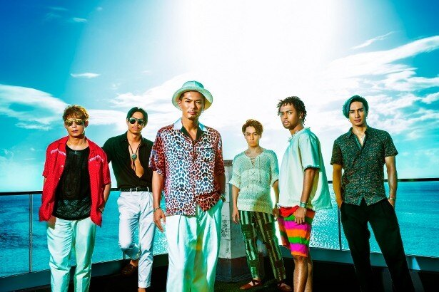 「tv asahi SUMMER STATION LIVE in 幕張」に出演するEXILE THE SECOND