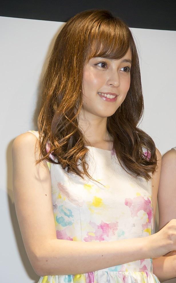 【写真を見る】久慈暁子アナは青山学院大学在学中にモデルの他、女優としても活躍