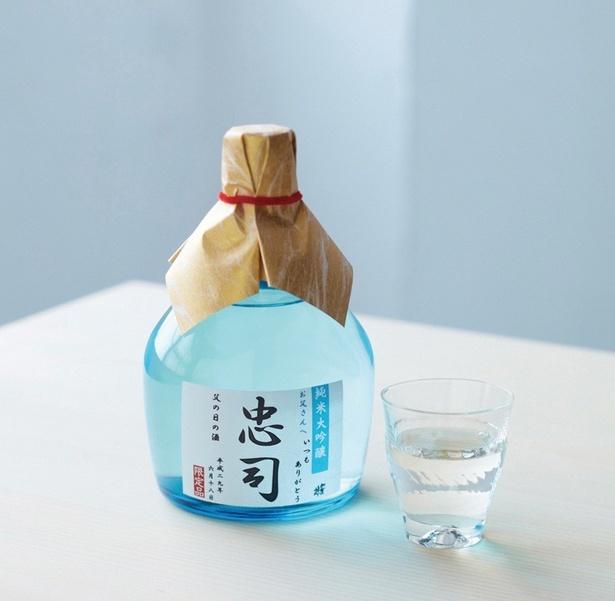 【写真を見る】「加賀の井」純米大吟醸 父の日ラベル