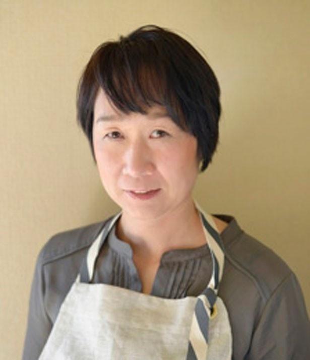 タイ料理研究科の下関崇子さん。「東京にも本場に匹敵するおいしいタイ料理店が増えました」と話す