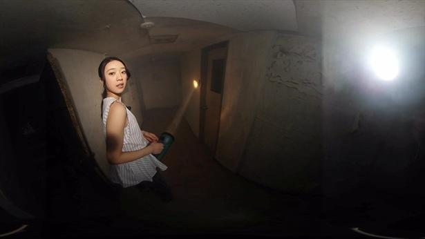 VR 心霊百物語