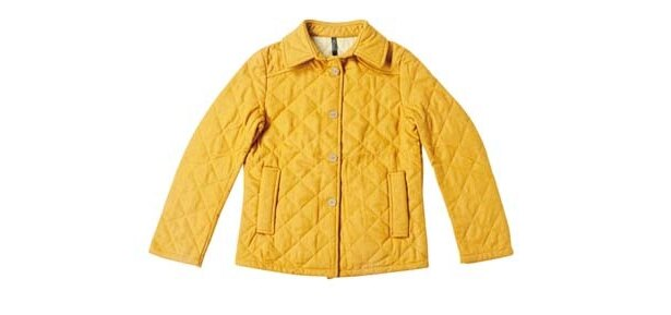 高品質でベーシックなウエアの「エリオポール」からは、レディスのキルティングジャケットが