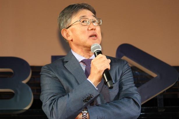 高岡浩三(ネスレ日本株式会社 代表取締役社長兼CEO)
