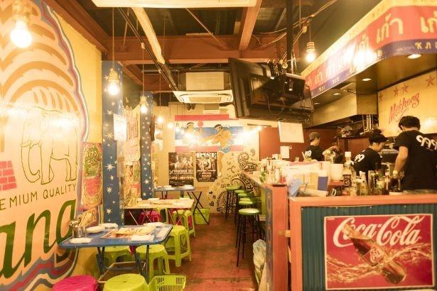 中野駅から徒歩3分の狭い路地裏にある予約必至の人気店「999」