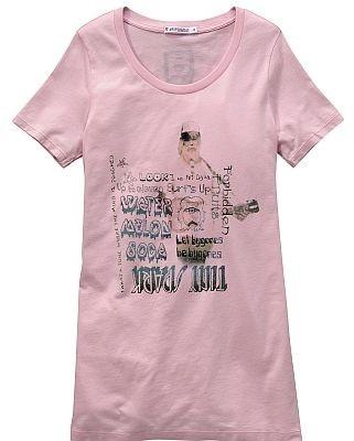 CharaコラボTシャツ(1500円)