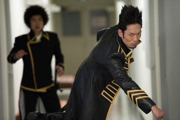 真選組局長・近藤勲役の中村勘九郎は「真選組の仲間達の『絆』が見られるエピソードですので、思いっきりカッコいい真選組を感じてください」と太鼓判