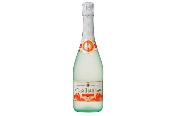 「チャオ・イタリアーノピーチ」はピーチのフレーバーで飲みやすい(1580円前後/750ml)【フルーティ派】
