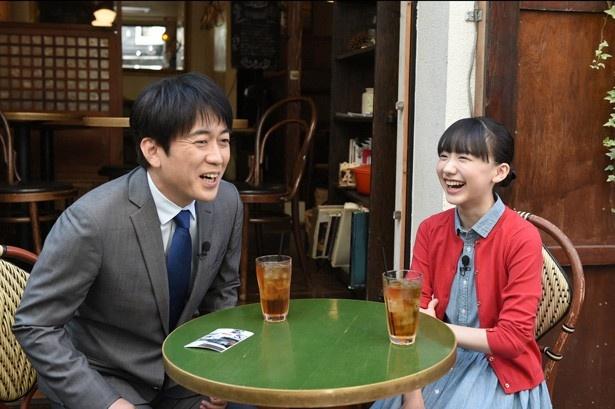 難関中学校に入学した芦田愛菜が、6年ぶりに「ぴったんこカン・カン」に出演