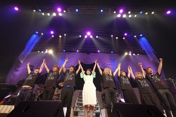 新たな再生の始まり。中島愛 音楽活動再開ワンマンライブレポート
