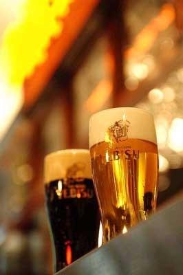 レアなヱビスビールをぜひ堪能して!
