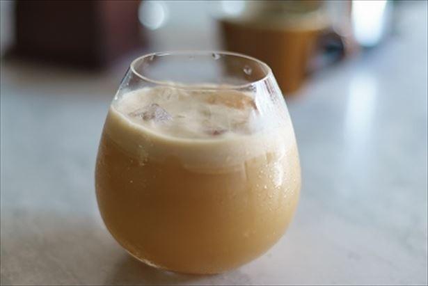バターコーヒー(アイス)