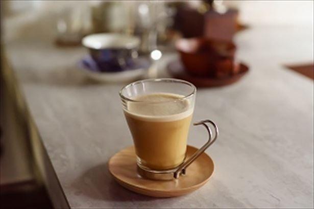 【写真を見る】バターコーヒー(ホット)