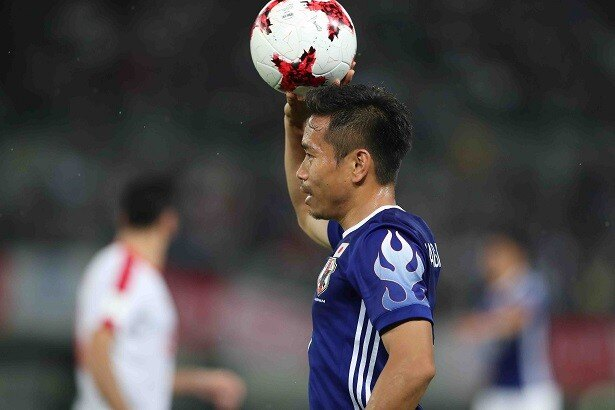 サッカー日本代表、世界への道!キリンチャレンジカップ2017 「日本代表×シリア代表」1/22