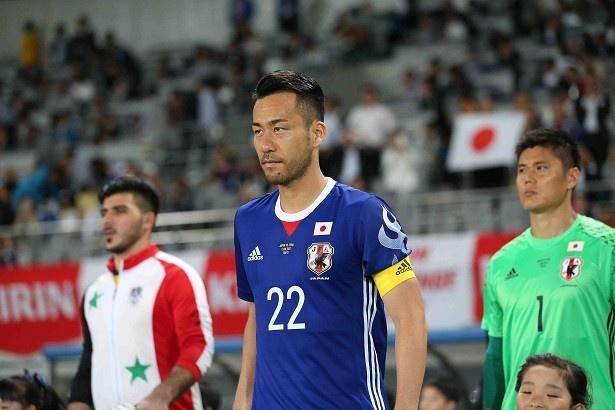 サッカー日本代表、世界への道!キリンチャレンジカップ2017 「日本代表×シリア代表」3/22