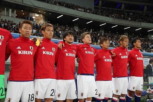 サッカー日本代表、世界への道!キリンチャレンジカップ2017 「日本代表×シリア代表」5/22