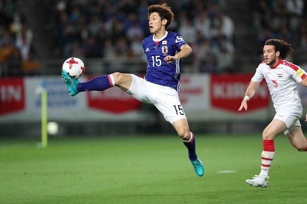 サッカー日本代表、世界への道!キリンチャレンジカップ2017 「日本代表×シリア代表」8/22