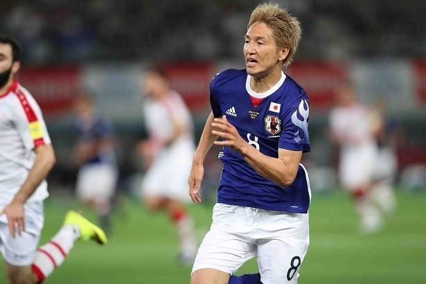 サッカー日本代表、世界への道!キリンチャレンジカップ2017 「日本代表×シリア代表」13/22