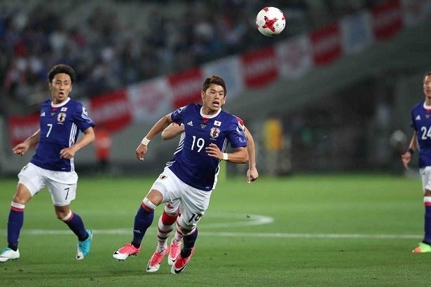 サッカー日本代表、世界への道!キリンチャレンジカップ2017 「日本代表×シリア代表」15/22