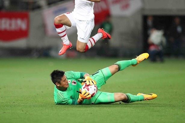 サッカー日本代表、世界への道!キリンチャレンジカップ2017 「日本代表×シリア代表」17/22