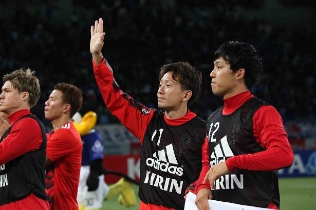 サッカー日本代表、世界への道!キリンチャレンジカップ2017 「日本代表×シリア代表」22/22