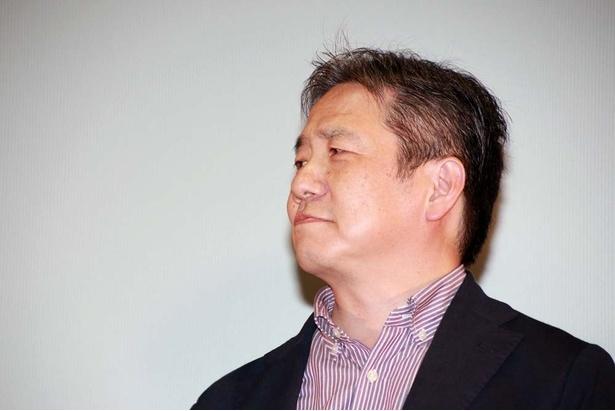 西谷監督は、市川雷蔵や佐田啓二の名を挙げつつディーンを絶賛