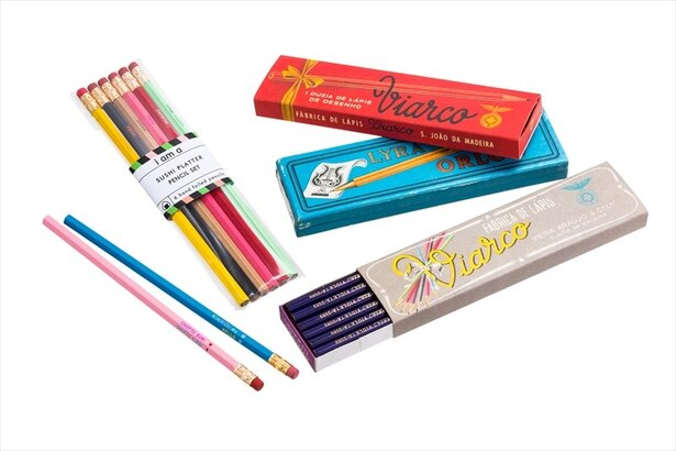 世界中の鉛筆が集まる「PENCIL BAR」