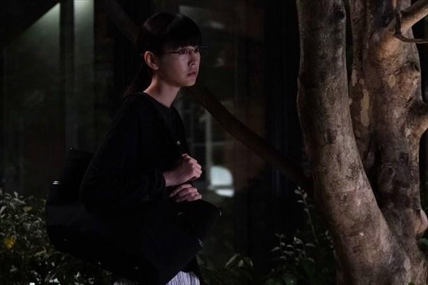 純(桐谷美玲)は榊の行動と発言にショックを受ける
