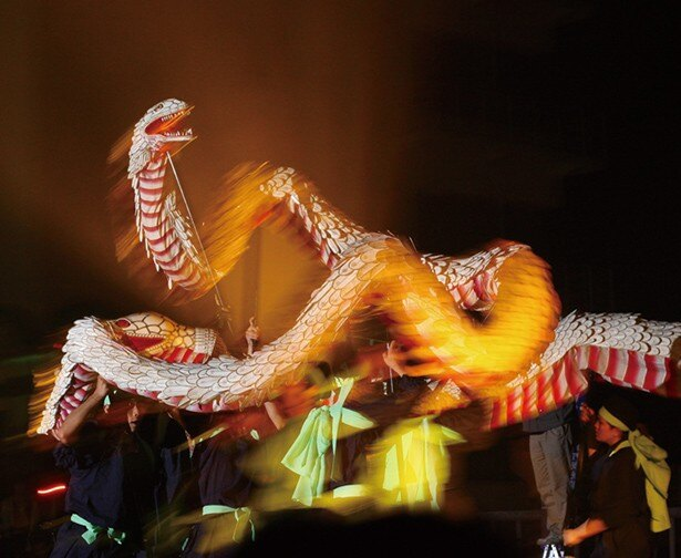 然別湖で開催する神秘的な祭り