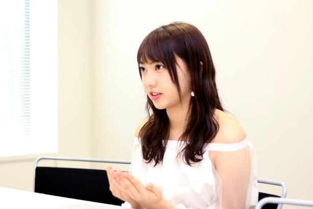 木崎ゆりあインタビューカット3
