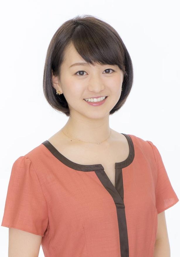「―やりすぎ都市伝説SP 2017夏」で初めて進行を務めた片渕茜アナ