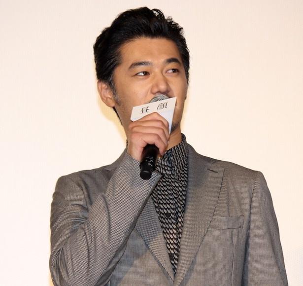 杉崎尚人役の平山浩行