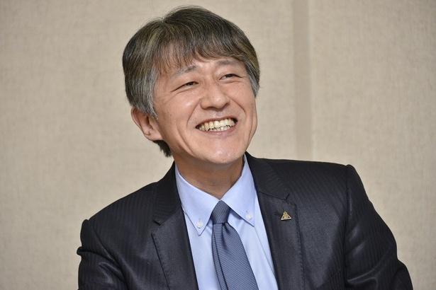 しらくら・しんいちろう=1965年生まれ、東京都出身。'90年東映株式会社入社。現在、東映株式会社取締役/テレビ第二営業部長