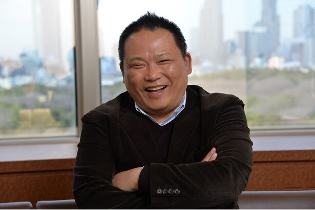 まつい・しゅうへい=1965年生まれ、大阪府出身