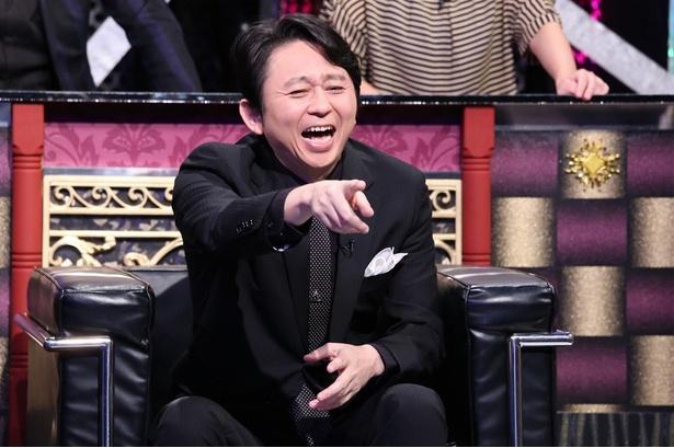 """有吉弘行はビジュアル系バンドであるTHE SOUND BEE HDの、""""死神が奏でるダークサウンド""""というコンセプトに食傷ぎみ!?"""