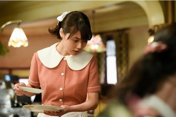 「ひよっこ」第11週では、みね子(有村架純)がすずふり亭で働き始める